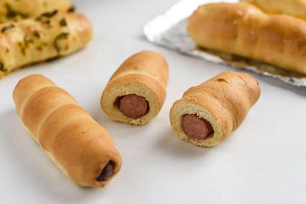 Plain Sausage Kolache