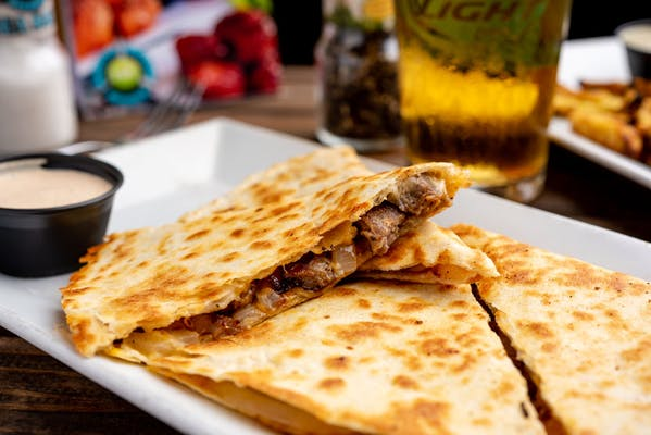 Steak & Cheese Quesadilla