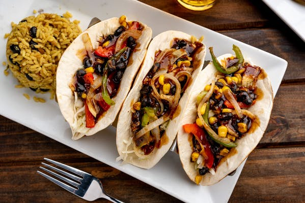 The Vegan Tacos