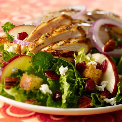 Cranberry, Apple, Pecan & Chicken Salad