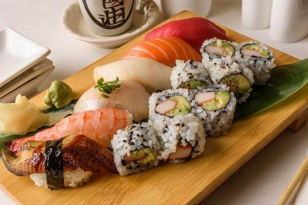 Sushi Regular Combo