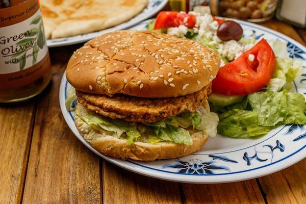 Veggie (Falafel) Burger