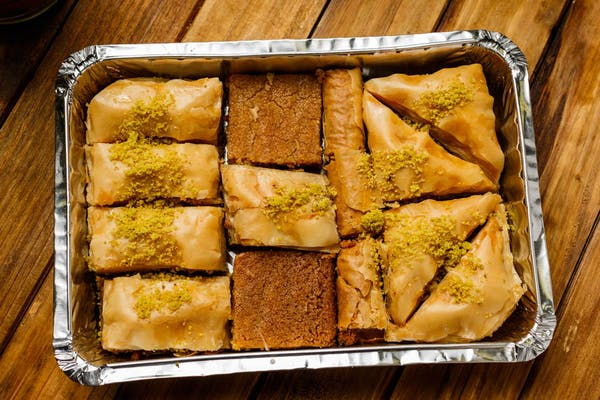 Assorted Baklava Tray