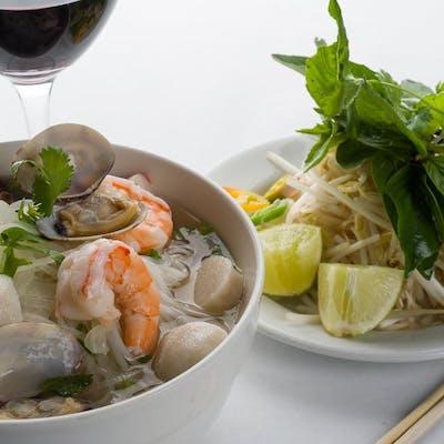 Pho Mixed Seafood