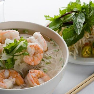 Pho Shrimp
