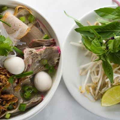 Hu Tieu Shrimp