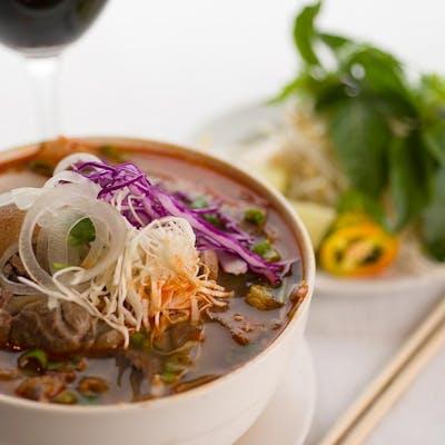 Bun Bo Hue Soup