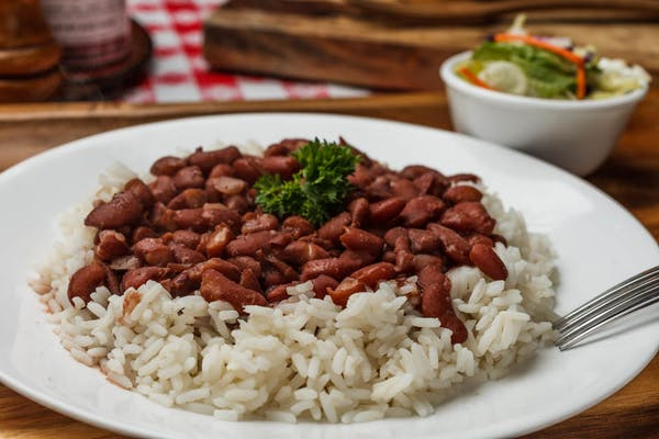 Beans & Rice Plate
