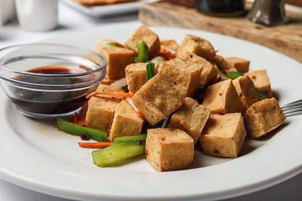 A6. Fried Tofu
