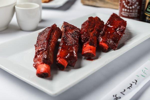 A11. Barbecue Pork Ribs