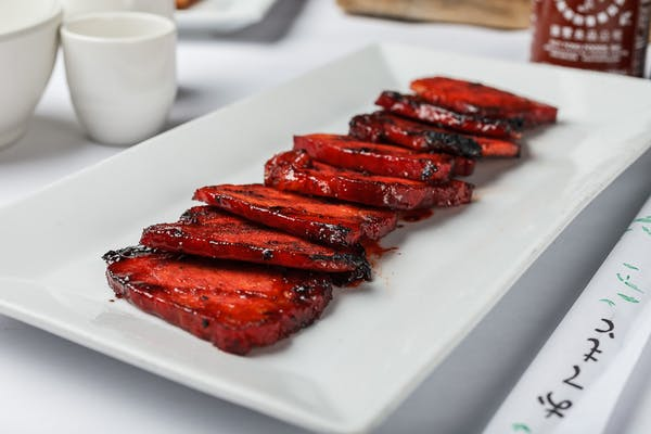 A12. Sliced Barbecue Pork