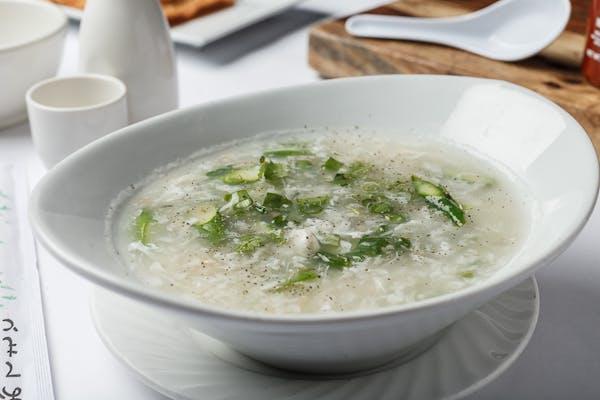 S1. Crabmeat & Asparagus Soup