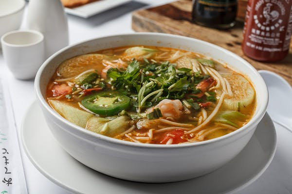 S2. Vietnamese Hot & Sour Soup