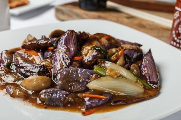 V3. Szechuan Eggplant