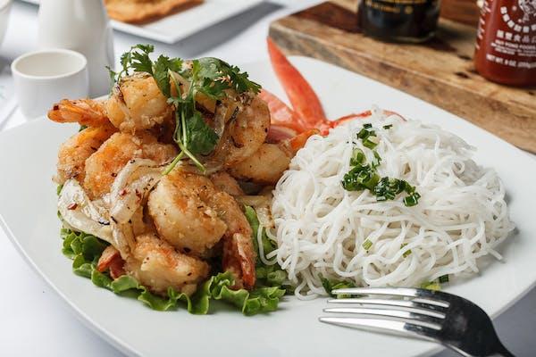 H1. Crispy Lemongrass Shrimp
