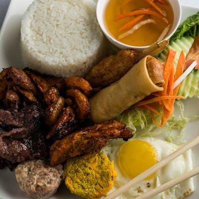 Saigon House Rice Special