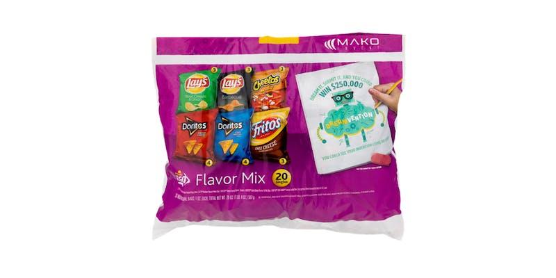 (18 ct.) Frito Lay Flavor Mix