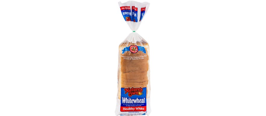 (20 oz.) Nature's Own Whitewheat Enriched Bread