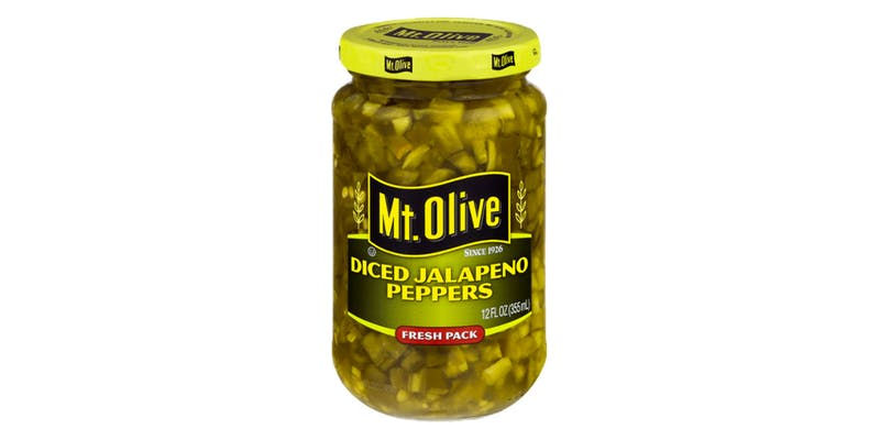 Mt. Olive Peppers