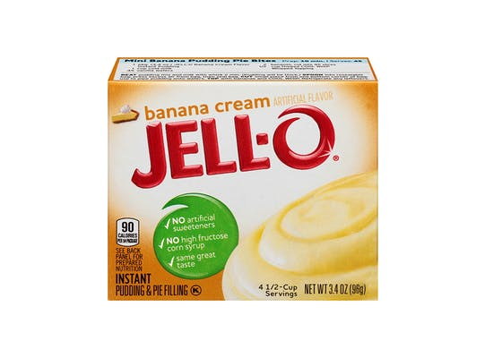 Jell-O Pudding & Pie Filling