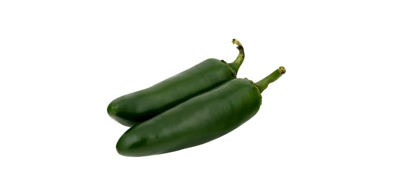 Jalapeño Peppers (1 lb.)