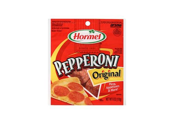 (6 oz.) Hormel Original Pepperoni