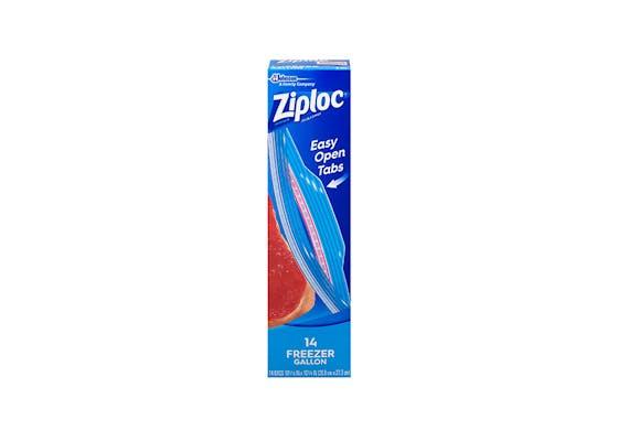 (14 ct.) Ziploc Gallon Freezer Bags