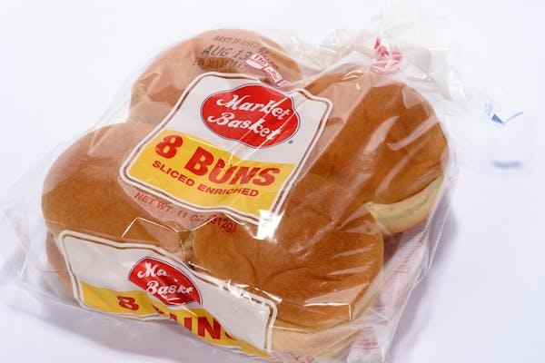(11 oz.) Market Basket Hamburger Buns