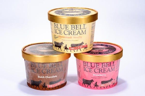Blue Bell Frozen Dessert