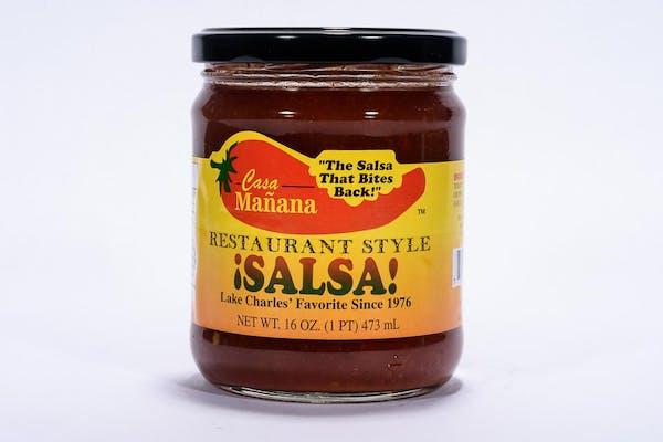 Casa Mañana Hot Salsa