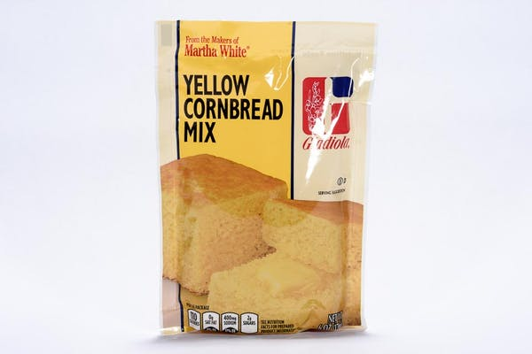 (6 oz.) Gladiola Yellow Cornbread Mix