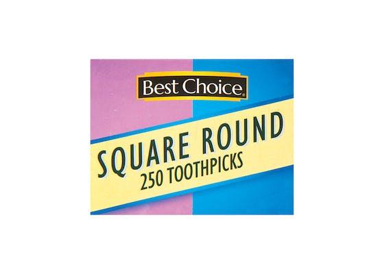 Best Choice Toothpicks