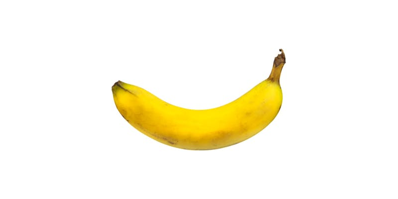 (Per lb) Yellow Banana