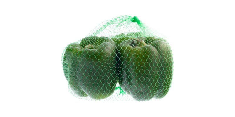 (1 ct.) Green Bell Pepper