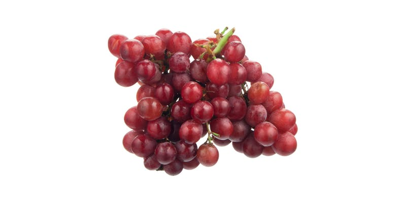 (2 lb.) Red Seedless Grapes