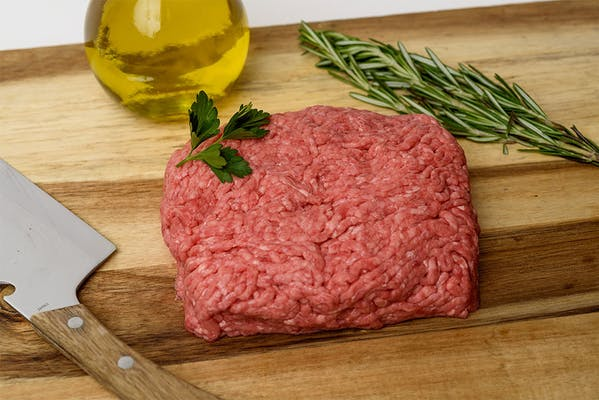 Ground Angus Beef Round Family Pack (2 lb.)