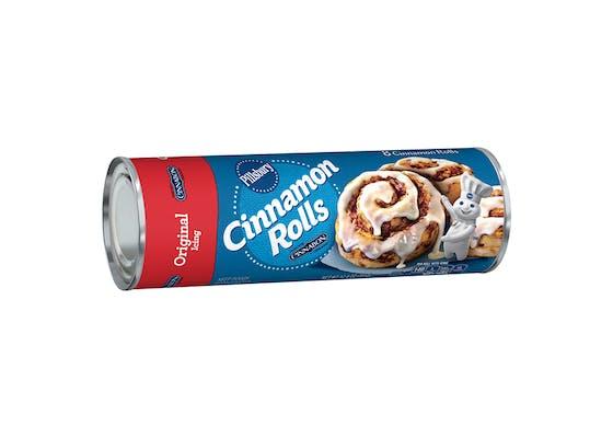 Pillsbury Refrigerated Cinnamon Rolls