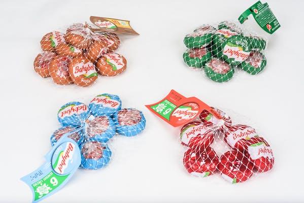 Babybel Cheese Packs
