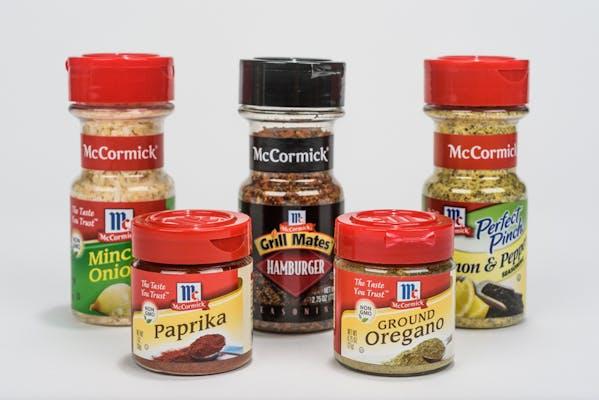 McCormick Seasonings
