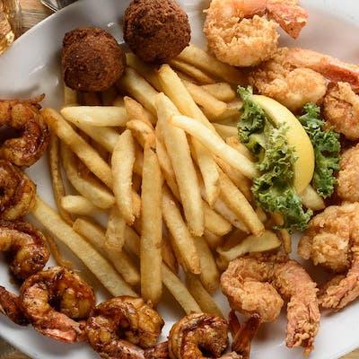 Fried & Grilled Shrimp