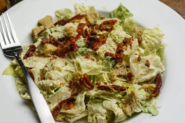Caesar BLT Salad