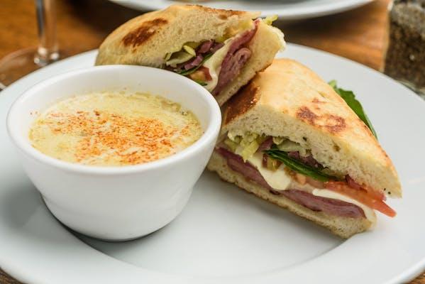 Guero Sandwich