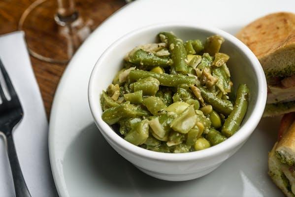 Green Beans & Artichoke Hearts
