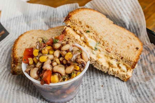 Chipotle Egg Salad Sandwich