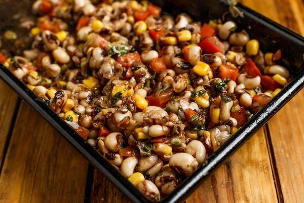 Black-Eyed Pea & Corn Salad