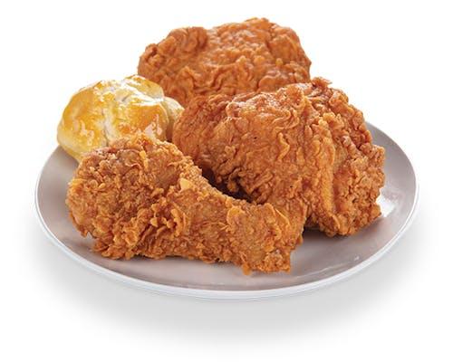(3 pc.) Chicken Entrée