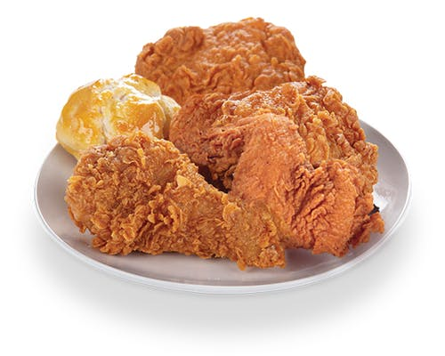 (4 pc.) Chicken Entrée