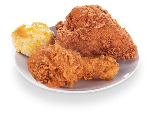 (2 pc.) Chicken Combo