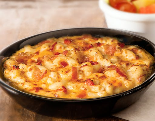 Kid's Six-Cheese Pimiento Mac & Cheese with Bacon