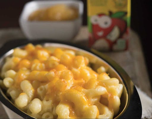 Kid's Five-Cheese Mac & Cheese